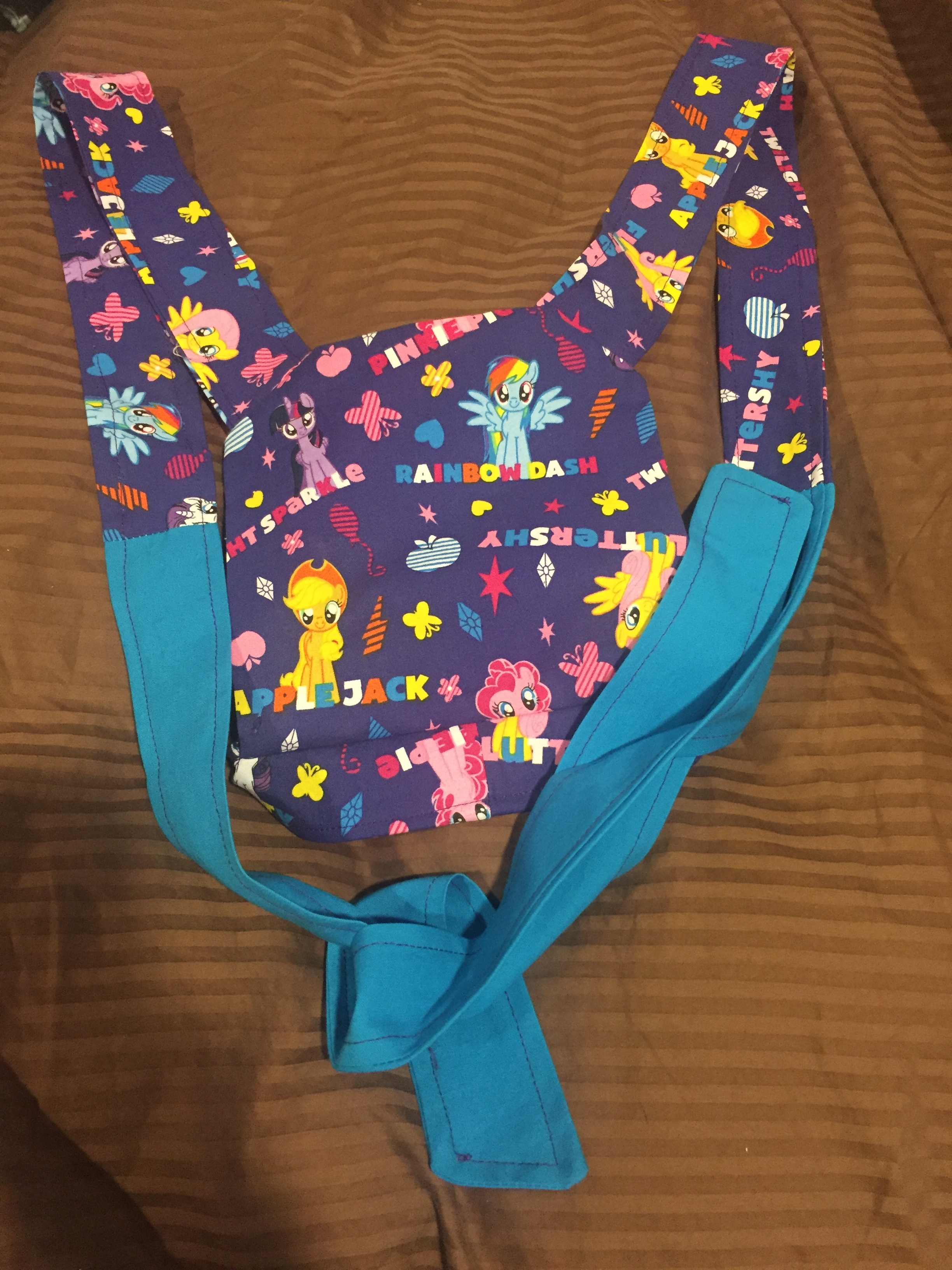 My Little Pony Baby Doll Carrier *sold*